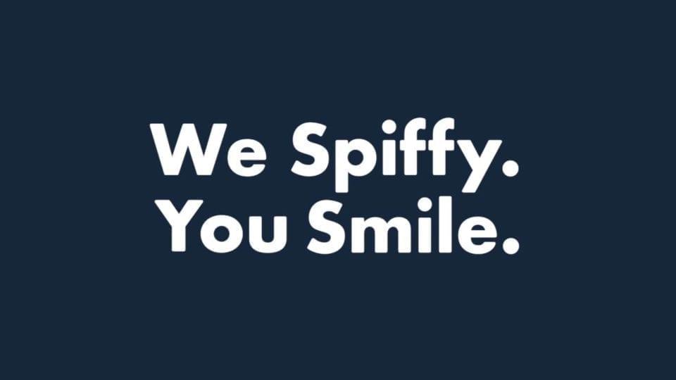 Spiffy App Sept 2016 Release
